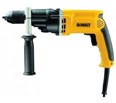 Perceuse rotative DEWALT 770W - 2 vitesses et mandrin auto serrant - D21441