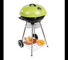 Barbecue à charbon vert Ø 41cm LIVOO 84x46x43 cm - DOC172V