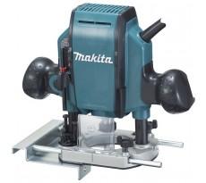 Défonceuse MAKITA 900W 8mm - Coffret Mak-Pac - RP0900XJ