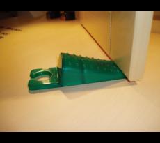 Cale porte Kaldor fume K2 PVC souple SOCONA - 136 x 46 x 31 mm - K2