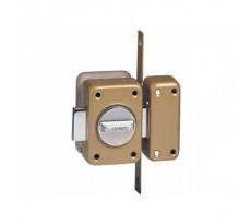 Verrou de haute sûreté ISEO Cavith A2P - à bouton - 14000001