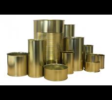 Boîtes de conserve SPEM