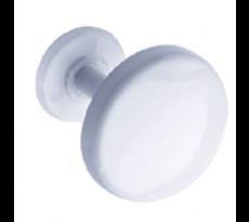 Patère époxy blanc GODONNIER Ø 65 mm