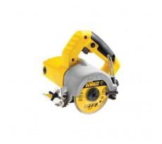 Scie circulaire DEWALT 110mm pour carrelage 1300W - DWC410