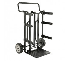 Chariot à roulettes DEWALT pour transporter des mallettes - 1-70-324