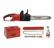 Tronçonneuse DOLMAR 2000W 40cm + kit d'accessoires - ES2141KTLC