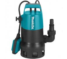 Pompe vide-cave à eau chargée 400 W MAKITA - PF0410