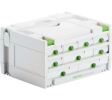 Sortainer FESTOOL SYS3-SORT/9 - 9 tiroirs - 491985