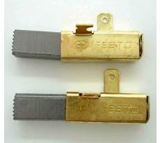 Balai charbon TS 55/TS 75 FESTOOL 230V - Pour scie 492014 TS55 TS75 EBQ FE1 - 491704