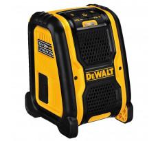 Enceinte Bluetooth DEWALT sans chargeur ni batterie - DCR006