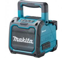 Enceinte bluetooth MAKITA Batterie/Secteur : 18/230 V Li-Ion - Sans batterie, ni chargeur - DMR200