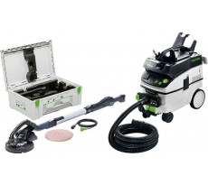 Ponceuse à bras FESTOOL LHS 225-IP/CTL36-Set - 575446