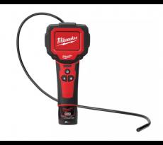Microcaméra numérique d'inspection MILWAUKEE M12 IC-201CS 12V 1.5AH Li-Ion + 1 batterie M12 IC-201CS - 4933441680