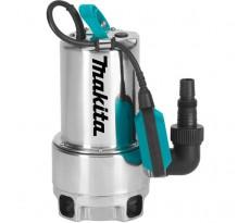 Pompe vide-cave à eau chargée 550 W MAKITA - PF0610