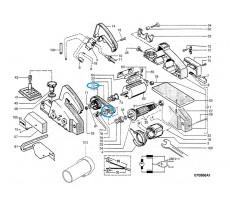 Pignon pour MHU82 MAFELL CP10 - 32805