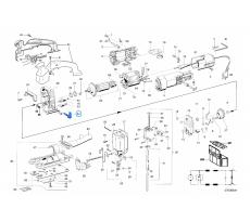 Levier sélecteur pour STA65E MAFELL CP11 - 203352