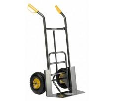 Diables pour travaux lourdes charges HAEMMERLIN - Charge utile 200 Kg - 950G/924G