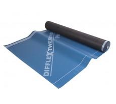 Ecran de sous-toiture BWK Difflex Thermo ND 220 - Rouleau 50 x 1.5 m - 1000003839