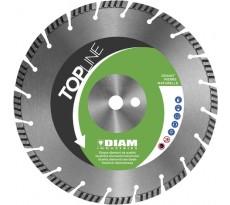 Disque diamant DIAM Industrie Ø125 - Alésage 22,23 - Topline - FC88125/22