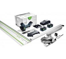 Scie sans fil pour matériaux isolants ISC 240 Li 5,2 EBI-Set-FS - 575592