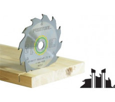 Lame de scie standard FESTOOL Ø190 x 2,8 x 30 W16 dents - Spécial bois - 486296