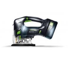 Scie sauteuse FESTOOL CARVEX PSCB 420 Li 18 - Batterie 5.2 Ah lion, chargeur - 201380