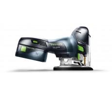 Scie sauteuse FESTOOL CARVEX PSC 420 Li 18 SET - Batteries 18V 5.2 Ah, chargeur + Systainer d'accessoires - 574717