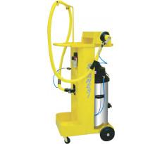 Servante mobile d'aspiration des poussières SPANESI - 90TURBO02