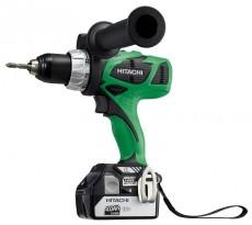 Perceuse visseuse HITACHI - HIKOKI 18V 4.0Ah + 2 Batteries, chargeur, coffret - DS18DBL4A