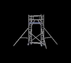 Échafaudage totem 2 line 180 - TUBESCA - 3 m - 22403630