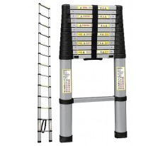 Echelle télescopique KRAFTWERK Aluminium 3.9 m - 3986