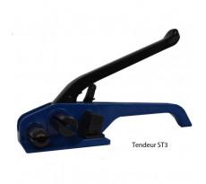 Tendeur ST3 pour cerclage polypropylène BBA EMBALLAGES - 9 à 19 mm - 5016STO3