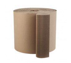 Carton ondulé 375g/m² BBA - 100 cm x 55 m - 36BSC100