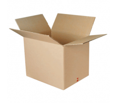 Caisse carton américaine simple cannelure BBA EMBALLAGES - 31