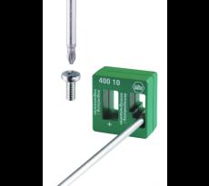 Magnétiseur démagnétiseur pour acier WIHA - 52 x 50 x 29 mm - 2568