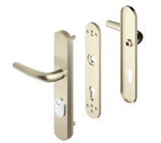 Ensemble de securite blinde blindomax dbl bequil int/bequi/ext/bequi cle i champagne ffa6