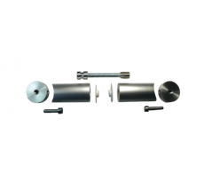 Ensemble pour poignée de tirage - DUVAL - diamètre 40 mm - 272800