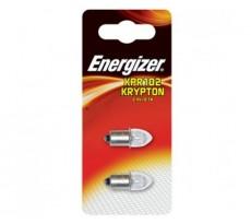 Ampoule ENERGIZER Krypton - blister de 2 pièces - QPE06444