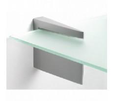 Paire support Zipp EMUCA pour tablette murale - 8-40 mm - 287010