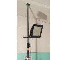 Pack étai 290 cm + Support étai URKO pour niveaux laser / caméras / LEDS - 1843006