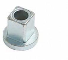 Axe de pivot avec vis SEVAX - Hauteur 25.5 mm avec vis - SN309970