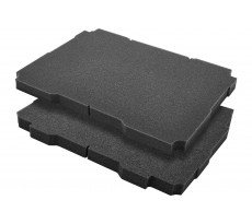 Kit de mousse modulable FESTOOL SYS-VARI RM TL - 2 pièces - 497878