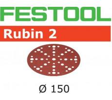 Abrasifs FESTOOL STF D150/48 P150 RU2 - 5 pièces0 - 575191