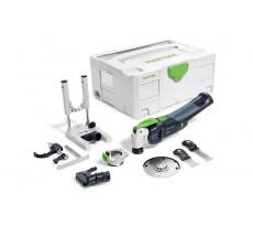 Outil oscillant OSC 18 Li E-Basic Set VECTURO - en Systainer - avec accessoires - sans batterie ni chargeur - 574849