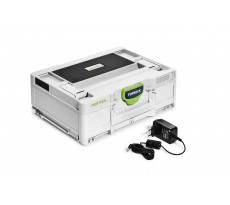 Enceinte connectée Bluetooth en Systainer TOPROCK SYS3 BT20 M 137 FESTOOL - 205502