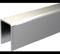 Profil U MANTION - 25x17 mm - Acier galvanisé - 6 m - 1109/600