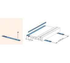 Accessoires pour raccordement seuil à rupture HH7642-06 SIEGENIA - C1