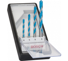 Set 7 Forets CYL-9 Multiconstruction Robustlin BOSCH - 2607010543