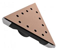 Tête de ponçage triangulaire MH-T 290x290 FLEX pour GE7 - 457191