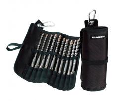 Trousse 10 forets sds plus booster + meches 6 à 14 diager